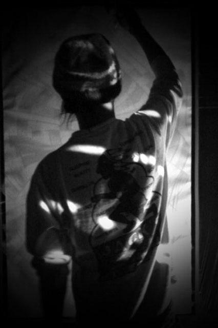 RUSOW/ルソウ (painter)