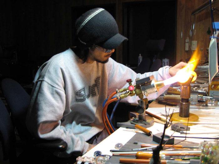 Ryuji Tokita (GLASS ARTIST)