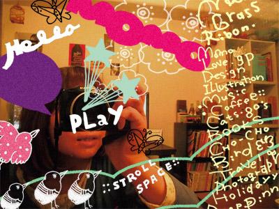 ::strollspace:: Momo(GraphicDesigner,Illustrator)