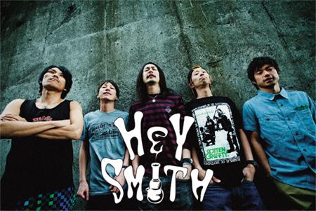 HEY SMITH / ヘイ・スミス