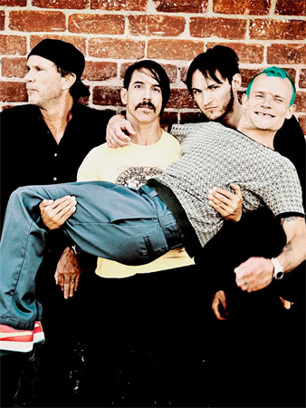 Red Hot Chili Peppers(レッド・ホット・チリ・ペッパーズ)