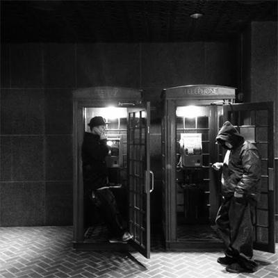 THE HOODLUM (DJ GQ & MC REIDAM) / ザ・フッドラム
