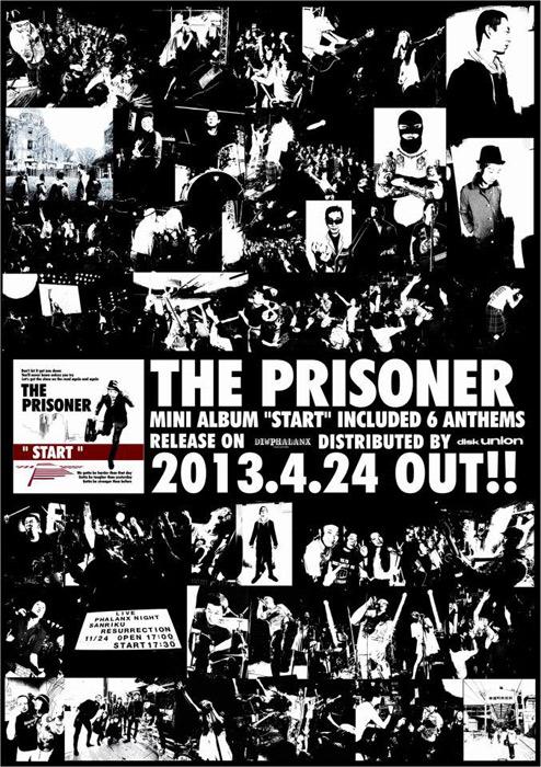 THE PRISONER / ザ・プリズナー