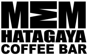 MEM HATAGAYA COFFEE BAR (幡ヶ谷)