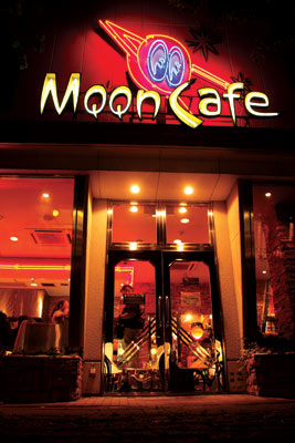 MOON CAFE (横浜)