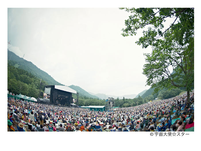 FUJI ROCK FESTIVAL/フジロックフェスティバル