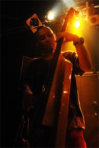 Takuro Okonogi (bassist,DJ)