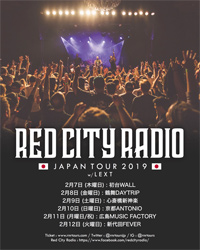 Red City Radio x LEXT Japan Tour 2019