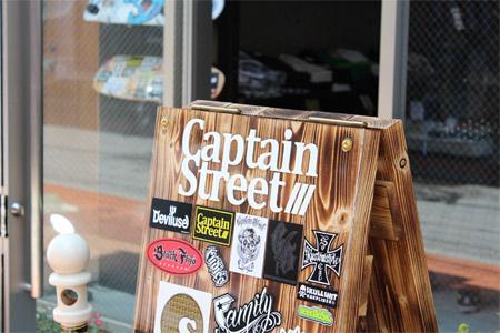 Captain Street - キャプテンストリート (岐阜)