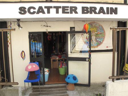 SCATTER BRAIN/スキャターブレイン