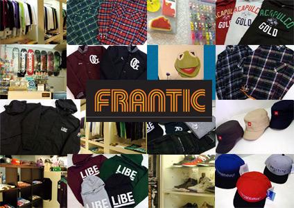 FRANTIC (町田)