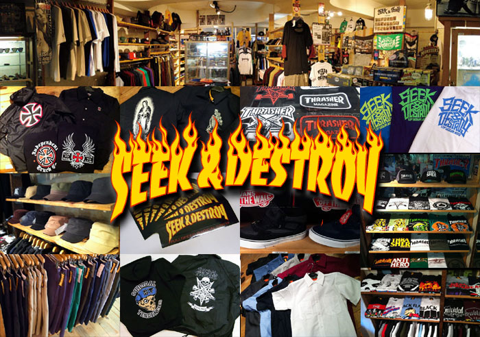 SEEK & DESTROY (町田)