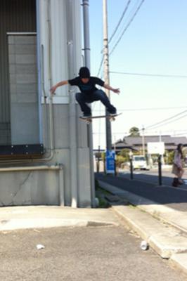 小鈴大和 / yamato kosuzu (skater)