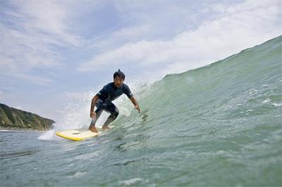 松井 浩一 (surfer,musician)