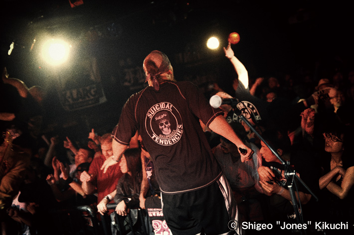 INFECTIOUS GROOVES (2013.04.05) at 下北沢GARDEN