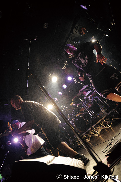 SUICIDAL TENDENCIES (2013.04.06) at 下北沢GARDEN