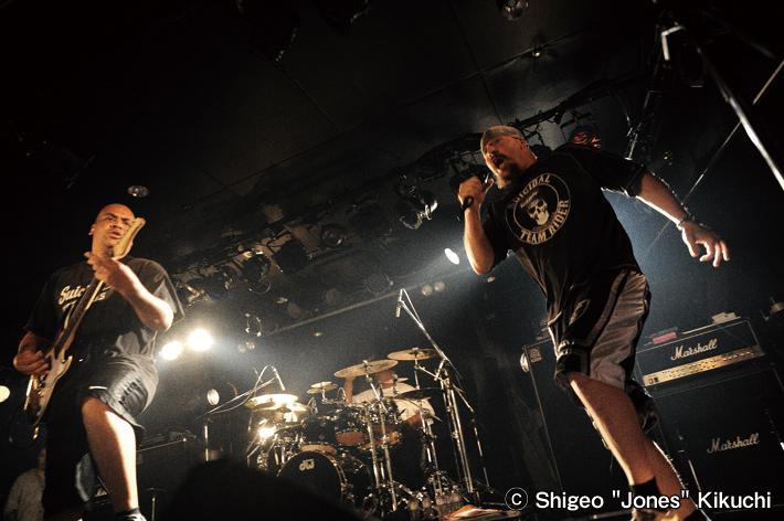SUICIDAL TENDENCIES (2013.04.06) at 下北沢GARDEN