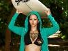 Barbie Skunk