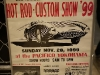 HOT ROD CUSTOM SHOW 1999