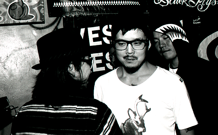 Low-Cal-Ball vol.49 2012/12/07(FRI) @青山 蜂