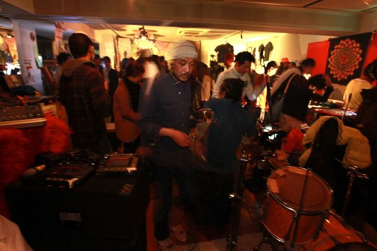 PODIMAS 2012/12/6、7 at 浅草HANA=KAWA=DOO