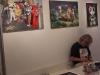 Ron English Art Show:Popaganda in Japan Report