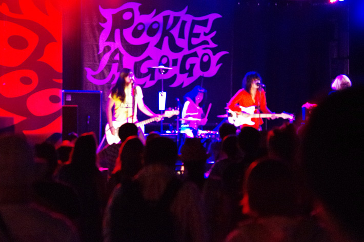 THE PALACE OF WONDER - ROOKIE-A GO-GO-