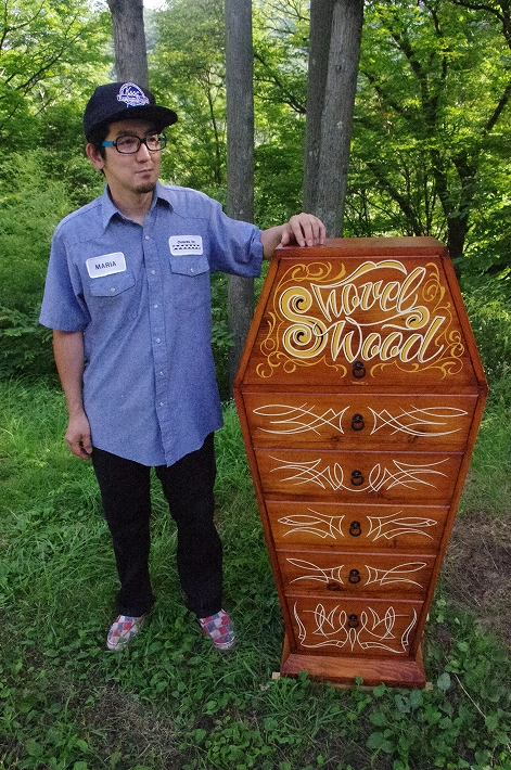 山下尚之 (SHOVEL WOOD~kustom forniture service~)