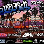 Low-Cal-Ball 2008.6.28(Sat)