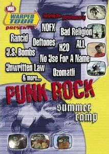 Punk Rock Summer Camp DVD