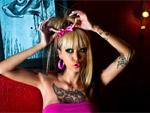 Barbie Skunk (model,singer)