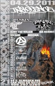 MISSION TOHOKU (INSOLENCE)