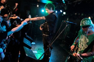 『THE CHERRY COKE$ presents RASCAL HILLS -St.Patrick's day- 』LIVE REPORT
