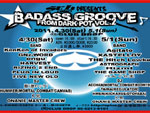 SRH PRESENTS BADASS GROOVE FROM DARK POT Vol.2