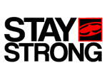 SRH STAY STRONG S/S Tee