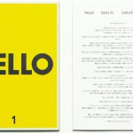 YELLO (ART BOOK)