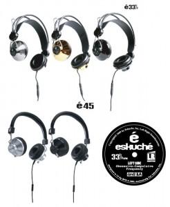 eskuche Headphone