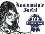 KUSTOMSTYLE10th ANNIVERSARY PARTY