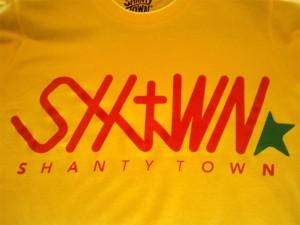 SHANTY TOWN T-SHIRTS