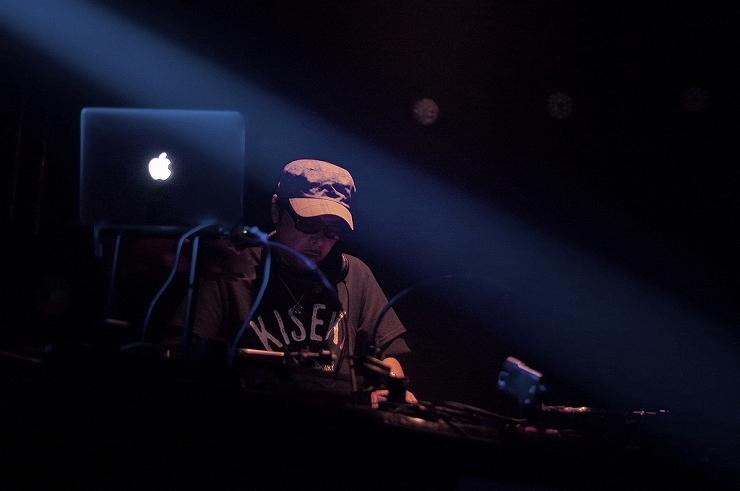 DJ KRUSH『軌跡』リリース・インタビュー & RELEASE PARTY(2017.05.27) – PHOTO REPORT