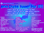 "SEVENNEVES presents""Jerks Cruisin'"" summer tour"