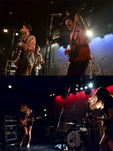 BLACK LIPS & VIVIAN GIRLS ~LIVE REPORT(2011/07/03)~at 下北沢ERA