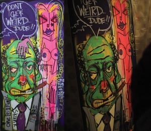 LAFコラボT-shirts