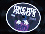 V.A ONE BIG FAMILY 8(2枚組)and 9(2枚組)