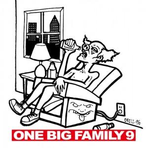 V.A  ONE BIG FAMILY 9