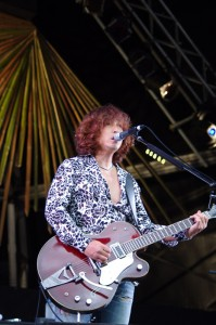 FUJI ROCK FESTIVAL '11 / SHERBETS