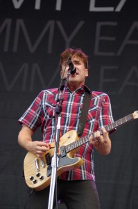 FUJI ROCK FESTIVAL '11 / JIMMY EAT WORLD