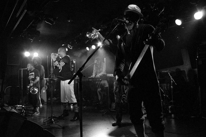 FISHBONE 2013.06.03(mon) at 下北沢Garden LIVE REPORT