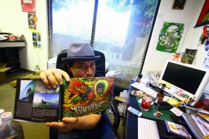 Steev Moreno (Black Flys Art Director)