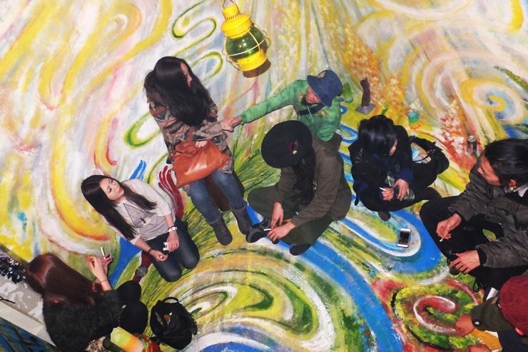 FLYOVER 3 ・Exhibition Party ~ FLYOVER 3 Anniversary ~